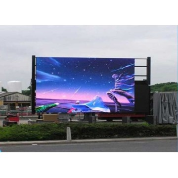 Digitale buiten hoge resolutie LED-display