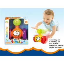 Bebé juguete divertido juguete vaso de plástico (h9327004)