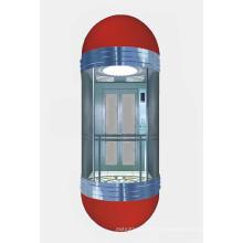 Ascenseur d'Observation avec Capacité 630kg
