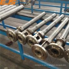 solo barril para el barril de extrusión alta calidad para extrusoras de plástico