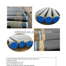 astm a53 / a106 gr.b sch40 tuyaux et raccords en acier au carbone