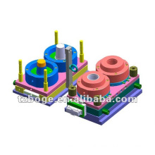 plastic injection thin wall cup mould