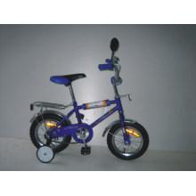 "12 ""enfants vélo cadre en acier (BT1201)"
