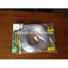 Jauge acrylique avec YJ-PL03