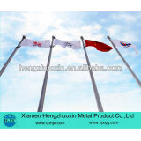 20Ft to 40Ft Customized Stainless Steel Flagpole