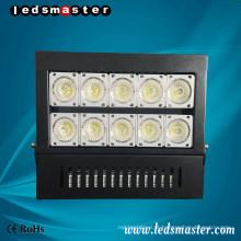 Luz do bloco da parede do diodo emissor de luz das ópticas 180W da eficiência elevada de 120lm / watt para o uso exterior