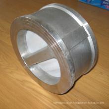 feine Handwerk Wafer ss316 vertikale Schwenk Rückschlagventil pneumatische Rückschlagventil