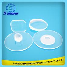 Alta Qualidade Janela de Proteção a Laser Janela de Proteção a Laser UV Janela Óptica