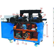 Steel tube cleaning Machine