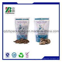 Eco-Friendly Plastic Pet Dog Food Packaging Bag Made in China