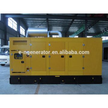 Generador de 650kva / 520KW de potencia por motor CUMMINS