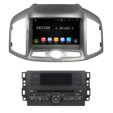 Chevrolet Capativa Android Car DVD-speler