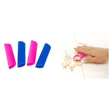 Easy Peeler Silicone Rub Garlic Tool