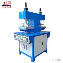 silicone patch embossing printi machine for Finished T-shirt