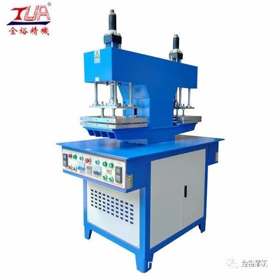 Finished clothing embossing machine