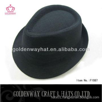 2014 100% wool felt wide brim indiana jones cheap fedora hat