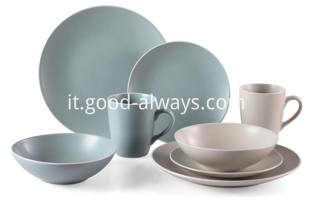 16 Pieces Dinnerware Set