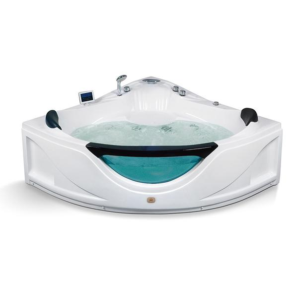 Baignoire autoportante Rectangle Air Bubble Massage