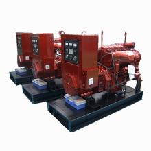 Silent & ATS Deutz 100kW Diesel Gerador