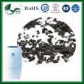 Carbone activé de granule de noix de coco pour le filtre de purification de l'eau