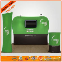 made of fabric photo booth for trade show and can bespoke used for wedding business made in shanghai