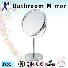 7 pulgadas de doble espejo cosmético de la tabla de lados