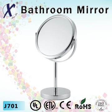 7 pouces Double faces Table miroir cosmétique