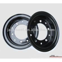 Split forklift wheel rim 4.00E-9