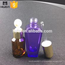 цветной квадрат пустой косметический эфирное масло бутылка