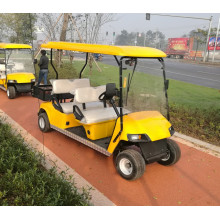 Factory best selling for 2 Seats Electric Utility Vehicle 4 wheel golf type small electric utility vehicle for sale supply to France Manufacturers