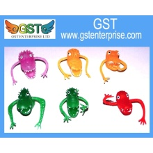 Neon Color Monster Finger Puppets