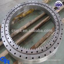 Rolamento do gira-discos da escavadeira, anel de rolamento do anel de giro do sem-fim,