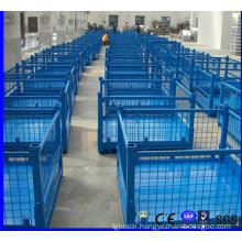 China Manufactor Cheapest Industry Wire Mesh Box Manufacturer