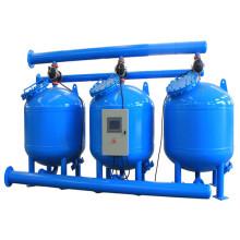 Paratactic Multi Sand Filter Machine para la agricultura de riego