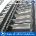 High Tensile Strength Anti-Impact Sidewall Rubber Conveyor Belt