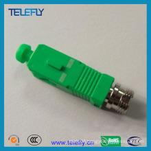 Sc/APC/Male-FC/Female Optical Fiber Adapter
