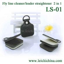 Leader Straightener e Line Cleaner 2in1