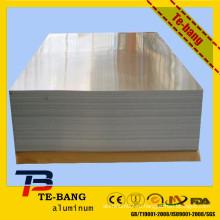 Алюминиевый лист из нитрата серебра