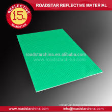 High visibility Acrylic high intensity grade reflective sheeting