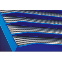 Verstärkte Wedge Wire Screens