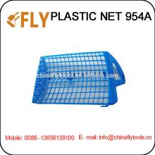 Blue Plastic net