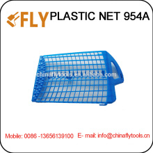 Синий пластик чистый