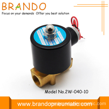 24V 4.0mm Orifice Unid injap Solenoid air cara 2
