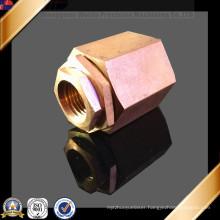 High Precision CNC Machining Brass Motor Engine Part
