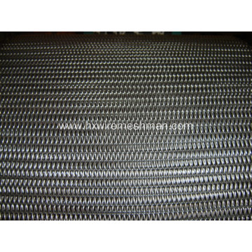 Balance weave wire mesh conveyor belt