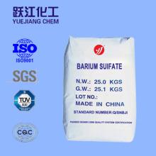 Сульфат бария натурального цвета Baso4 (1250 меш)