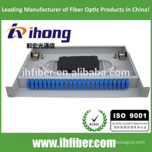 Factory Rack mounted Fixed type Fiber Optic Terminal Box