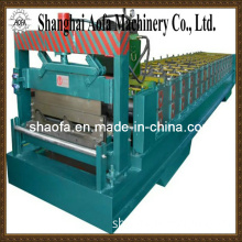 Trapezoidal Profile Roll Forming Machine (AF-R760)
