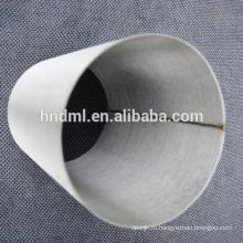 Сетка из войлочного фильтра из нетканого волокна 7 микрон из нержавеющей стали