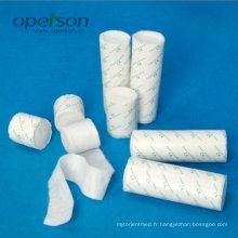 Orthopédique en coton sous rembourrage